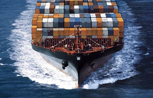 Soluções para frete marítimo